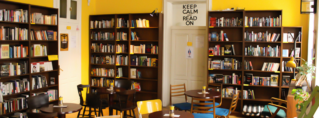eleven books and coffee keep calm and read on